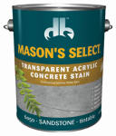Duckback Products DB0060504-16 1-Gallon Sandstone Transparent Concrete Stain