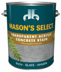 Duckback Products DB0060704-16 1-Gallon Slate Transparent Concrete Stain