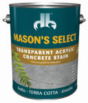 Duckback Products DB0060804-16 1-Gallon Terra Cotta Transparent Concrete Stain