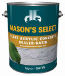Duckback Products DB0065104-16 1-Gallon Clear Satin Concrete Sealer