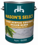 Duckback Products DB0065204-16 1-Gallon Clear Gloss Concrete Sealer