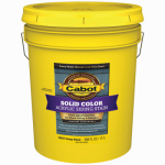 Cabot/Valspar 0807-08 5-Gallon Deep Base Latex Stain