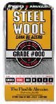 Homax 10121000 12PK #000 Steel Wool