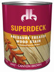 Duckback Products DPI020073-14 1-Qt. Canyon Brown Pressure-Treated Wood Stain/Sealer