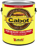Cabot/Valspar 8022-07 1-Gallon Latex Exterior Primer