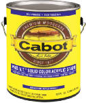 Cabot/Valspar 0806-05 1-Qt. Neutral Base Exterior Acrylic Stain