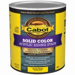 Cabot/Valspar 0807-05 1-Qt. Deep Base Exterior Acrylic Stain