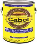Cabot/Valspar 0812-08 5-Gallon Ultra-White Acrylic Stain