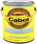 Cabot/Valspar 1801-05 1-Qt. White Base Acrylic Decking Stain