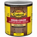 Cabot/Valspar 1807-05 1-Qt. Deep Base Acrylic Decking Stain