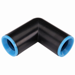 Raindrip 369G00UB Drip Watering Compression Elbow, .071-In.