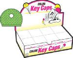 Hy-Ko Prod KB135-200 200PK Neon Key Cap