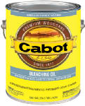 Cabot/Valspar 6241-08 5-Gallon Bleaching Oil