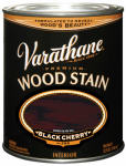 Rust-Oleum 241411H Varathane Qt. Black Cherry Premium Oil-Based Interior Wood Stain