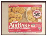 Bradshaw International 84768 AirBake Ultra Cookie Sheet, 15.5 x 20-In.