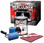 Old World Automotive Product HCL0B8 Herculiner Brush-On Bed Liner Kit