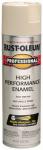 Rust-Oleum 7570838 Fast Dry Professional Spray Enamel, Almond Gloss, 15-oz.