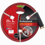 Teknor-Apex 8695-25 Industrial Hot Water Hose, 3-Ply Rubber, 5/8-In. x 25-Ft.