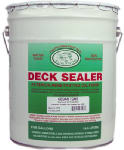 Sun Frog Products CD5 Oil-Based Transparent Sealer & Finish, Cedar Tone, Reddish Gold, 5-Gal.