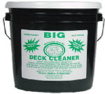 Sun Frog Products DC1G Gallon 100% Active Concentrate Deck Cleaner