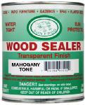Sun Frog Products MGQT 1-Qt. Reddish Brown Mahogany Toned Oil-Based Deck Sealer