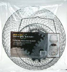Maurice Sporting Goods 9-BF Fish Basket, Floating Wire, 15 x 21-In.