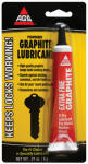 Ags Automotive Solutions MZ-2H .21-oz. Graphite Dry Lubricant