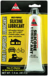Ags Automotive Solutions SG-2H 1.5-oz. Silicone Glide Lubricant
