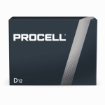 Duracell Distributing Nc PC1300 Procell Alkaline Batteries, 1.5-Volt, D, 12-Pk.