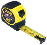 Stanley Consumer Tools 33-725 Fatmax Tape Measure, 25-Ft. x 1-1/4-In.