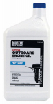Olympic Oil 728546 Outboard Engine Oil, 2-Cycle, 1-Qt.