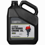 Olympic Oil 728573 Outboard Engine Oil, 2-Cycle, 1-Gal.