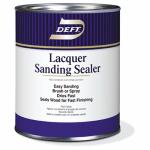 Deft/Ppg Architectural Fin DFT015/04 Deft Qt. Lacquer Sanding Sealer