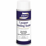 Deft/Ppg Architectural Fin DFT015S/54 Lacquer Sanding Sealer, 11-oz. Aerosol
