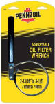 Custom Accessories 19402 Small Pennzoil Oil Filter Strap Wrench