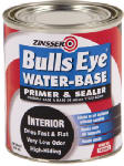 Zinsser & 02244 Bulls Eye Interior Primer & Sealer, Water Base, 1-Qt.