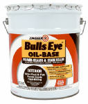 Zinsser & 03540 Zinsser Bulls Eye 5-Gallon Oil-Base Primer Sealer & Stain Killer