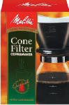 Melitta 640616 10-Cup Manual Cone Filter Gourmet Coffeemaker
