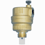 Watts Brass & Tubular FV-4M1 1/8 Automatic Vent Valve, 1/8-In. Male Pipe Thread