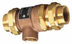 Watts Brass & Tubular 9D-M3 1/2 1/2'' Backflow Preventer