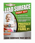 Professional Lab LS104 Professional Surface Lead Test Kit