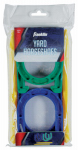 Franklin Sports Industry 52614 Yard Horseshoes, Vinyl, Assorted Colors