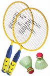 Franklin Sports Industry 3329S1/02 Grip-Rite Smash Minton Set
