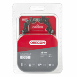 Oregon Cutting Systems D60 Chain Saw Chain, 72V Vaguard Full Chisel Premium C-Loop, 16-In.