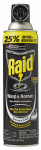 S C Johnson Wax 51367 Wasp & Hornet Aerosol, 17.5-oz.