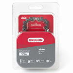 Oregon Cutting Systems S54 Chainsaw Chain, 91VG Low-Profile Xtraguard Premium C-Loop, 16-In.