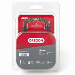 Oregon Cutting Systems S55 Chain Saw Chain, 91VG Low-Profile Xtraguard Premium C-Loop, 16-In.