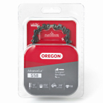Oregon Cutting Systems S58 Chainsaw Chain, 91VG Low-Profile Xtraguard Premium C-Loop, 16-In.