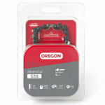 Oregon Cutting Systems S59 Chain Saw Chain, 91VG Low-Profile Xtraguard Premium C-Loop, 16-In.
