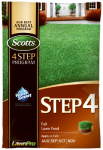 Scotts Lawns 2515 Step 4: Lawn Fertilizer, Covers 15,000-Sq.-Ft